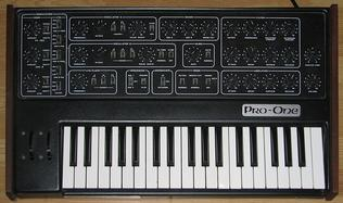 Sequential Circuits Pro One 1991-1992